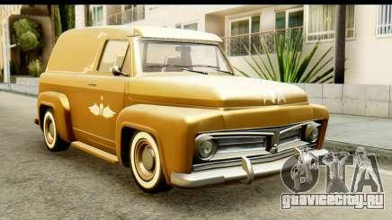 EFLC TLaD Vapid Slamvan для GTA San Andreas