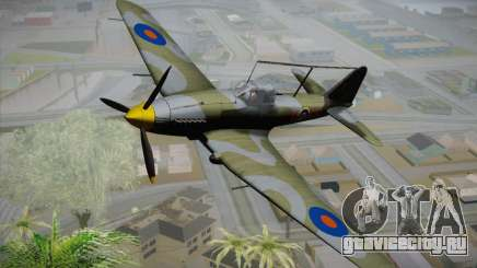 ИЛ-10 Royal Air Force для GTA San Andreas