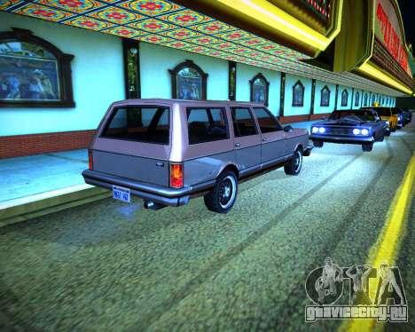 ENB GreenSeries для GTA San Andreas