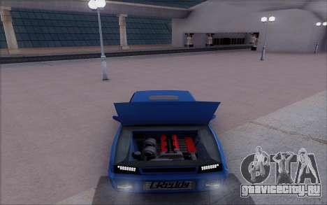 STI Sultan для GTA San Andreas вид справа