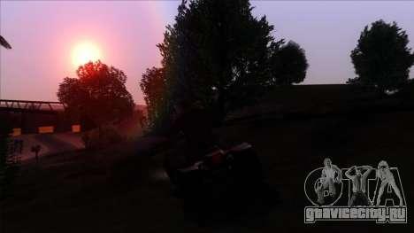 PhotoRealistic 2.0 Low settings для GTA San Andreas пятый скриншот