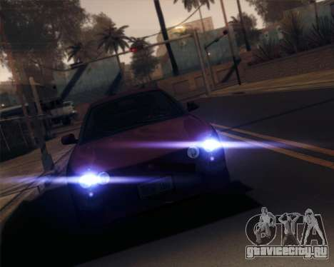 iNFINITY ENB для GTA San Andreas шестой скриншот