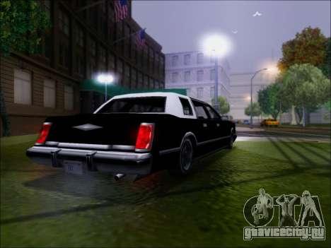 New Virgo для GTA San Andreas