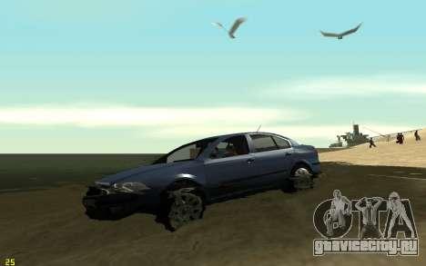 Real Water v1.2 для GTA San Andreas