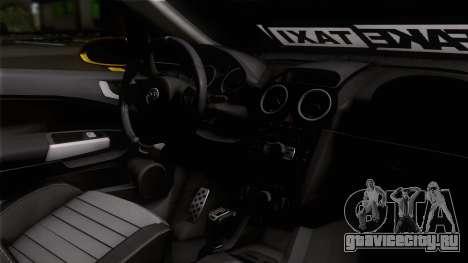 Opel Corsa OPC для GTA San Andreas вид справа