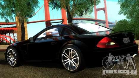 ENBSeries для слабых PC v5 для GTA San Andreas седьмой скриншот