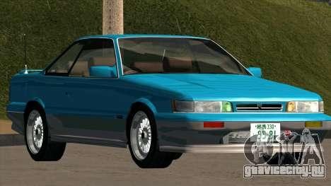 Nissan Leopard (F31) для GTA San Andreas вид справа