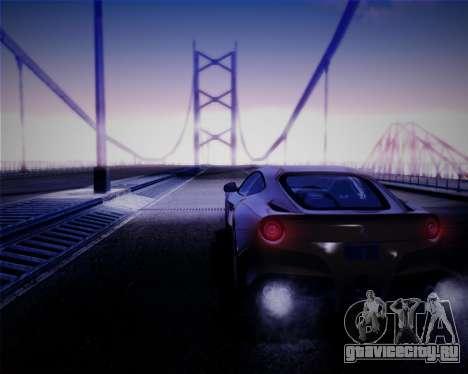 iNFINITY ENB для GTA San Andreas пятый скриншот