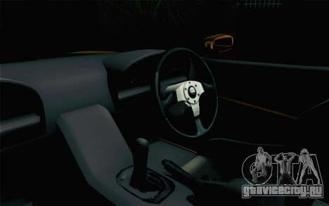 Mazda RX-7 Veilside Tokyo Drift для GTA San Andreas вид справа