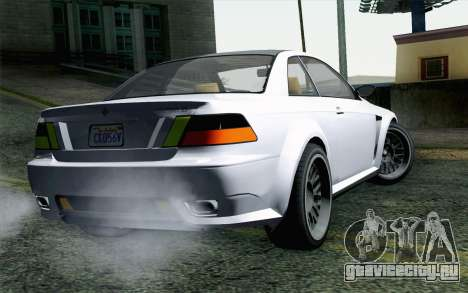 GTA 5 Ubermacht Sentinel XS для GTA San Andreas
