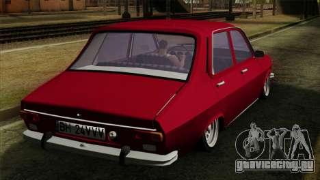 Dacia 1300 для GTA San Andreas вид слева