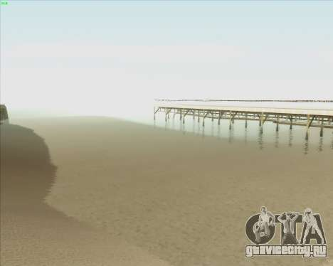 ENB Series for SAMP для GTA San Andreas десятый скриншот