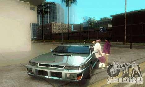 ENB Series Colorful for Low PC для GTA San Andreas