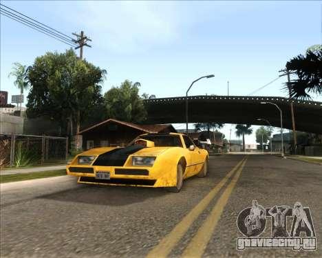 ENB v3.2.3 для GTA San Andreas второй скриншот