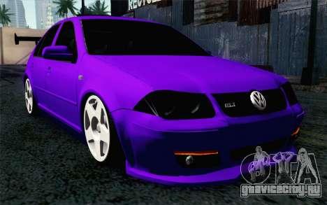 Volkswagen Jetta GLI 2010 TnTuning для GTA San Andreas