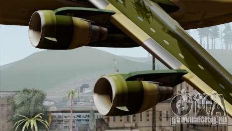 C-17A Globemaster III для GTA San Andreas вид справа