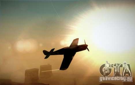 GTA 5 ENB by Dizz Nicca для GTA San Andreas