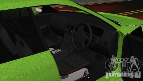Toyota Mark II Tourer_V для GTA San Andreas вид сзади