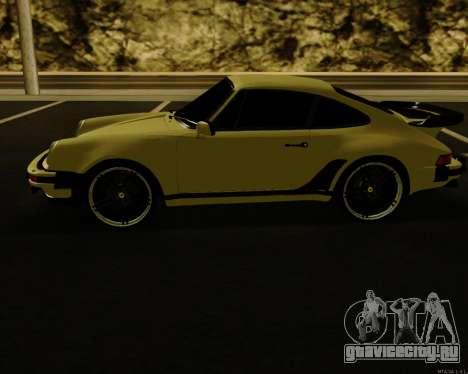 Porsche 911 Turbo для GTA San Andreas