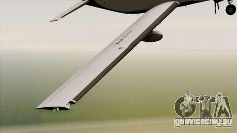 GTA 5 Velum для GTA San Andreas вид справа