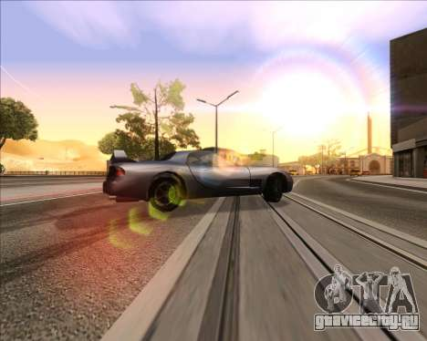 ENB v3.2.3 для GTA San Andreas третий скриншот