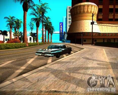 ENB GreenSeries для GTA San Andreas пятый скриншот