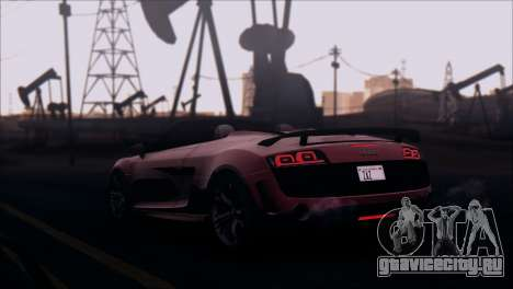 Strong ENB для GTA San Andreas третий скриншот