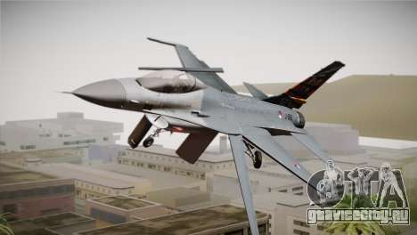 F-16 Fighting Falcon 50th Anniv. of Squadron 313 для GTA San Andreas