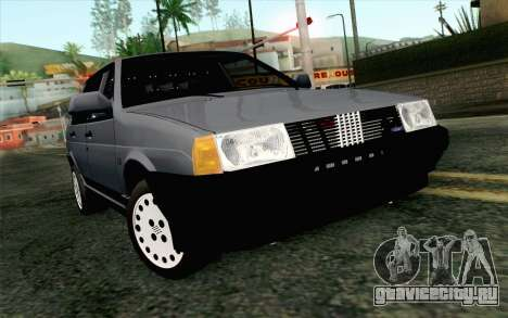 Fiat Regata для GTA San Andreas