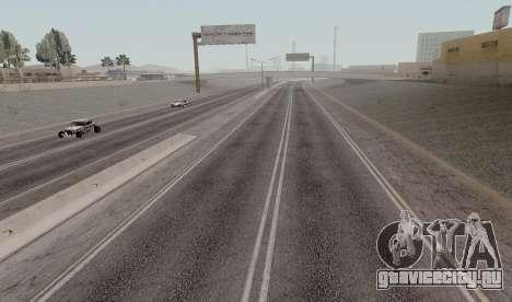 HQ Roads by Marty McFly для GTA San Andreas седьмой скриншот