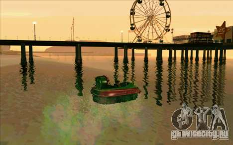 Tini ENB V2.0 Last для GTA San Andreas второй скриншот
