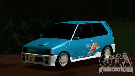 Suzuki Alto Works RS/R для GTA San Andreas