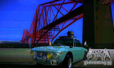 ANCG ENB v2 для GTA San Andreas третий скриншот
