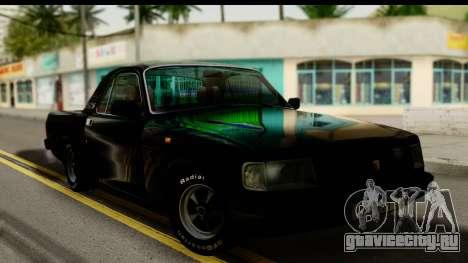 ГАЗ 31029 Пикап для GTA San Andreas