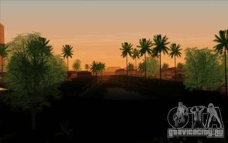 GTA 5 ENB by Dizz Nicca для GTA San Andreas шестой скриншот