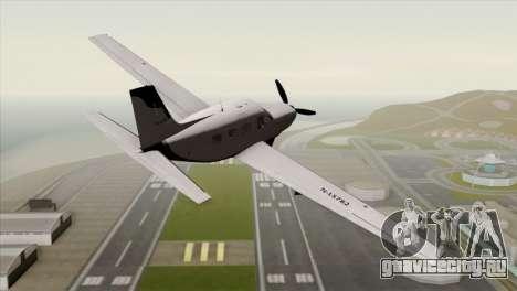 GTA 5 Velum для GTA San Andreas вид слева