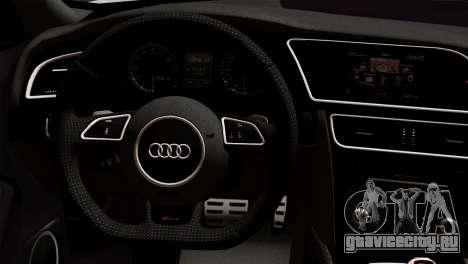 Audi RS4 Avant B8 2013 v3.0 для GTA San Andreas