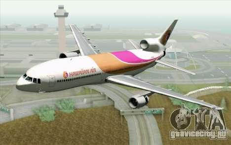 Lookheed L-1011 Hawaiian для GTA San Andreas