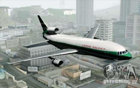 Lookheed L-1011 Cathay P для GTA San Andreas