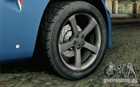Wheels Corrector 2.0 SAMP для GTA San Andreas