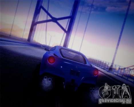 iNFINITY ENB для GTA San Andreas четвёртый скриншот