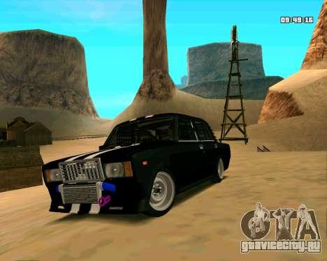 ВАЗ 2107 КОРЧ для GTA San Andreas