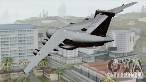 C-17A Globemaster III RAAF для GTA San Andreas вид слева