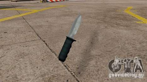 Новый нож для GTA San Andreas второй скриншот