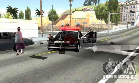 BeautifulDark ENB для GTA San Andreas второй скриншот