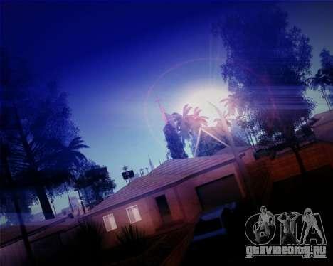 iNFINITY ENB для GTA San Andreas