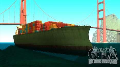 ENBSeries для слабых PC v5 для GTA San Andreas восьмой скриншот