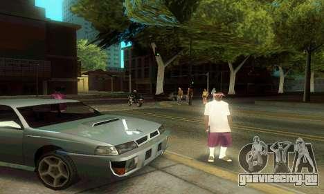 ENB Series Colorful for Low PC для GTA San Andreas четвёртый скриншот