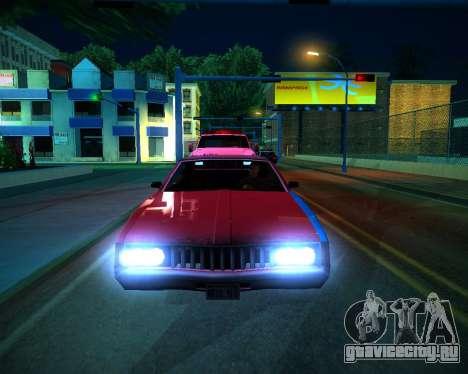 ENB GreenSeries для GTA San Andreas двенадцатый скриншот