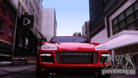Lenoxx ENB для GTA San Andreas третий скриншот